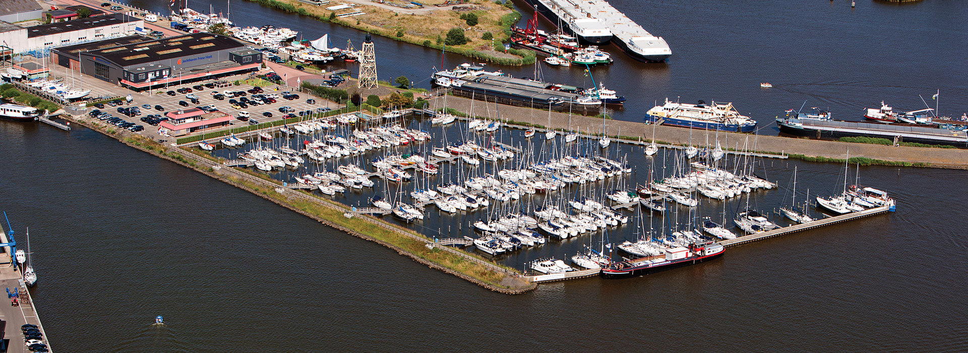 Jachthaven Friese Hoek