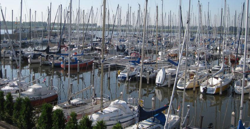 Jachthaven Friese Hoek Friesland