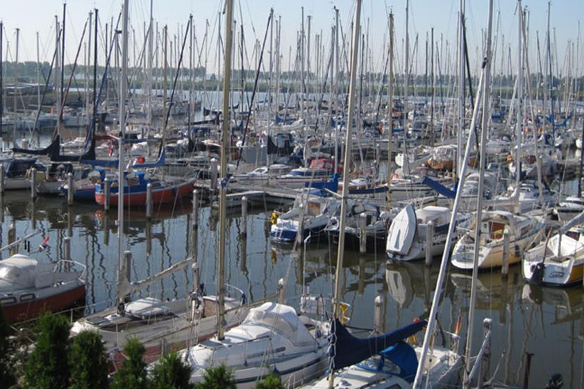 Faciliteiten Jachthaven Friese Hoek