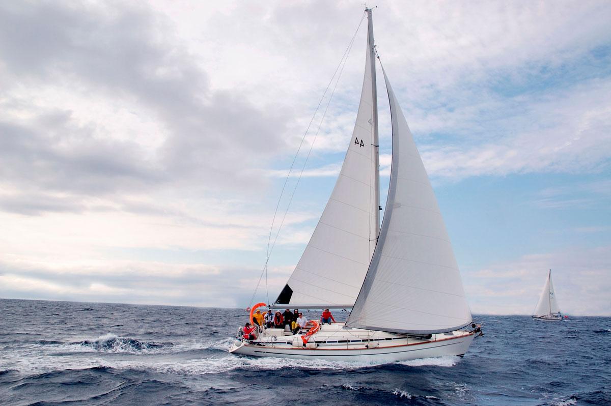 Skips Sails