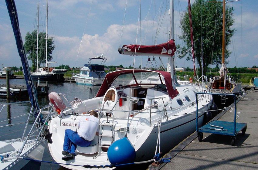 Yachtservice & Refit Friese Hoek